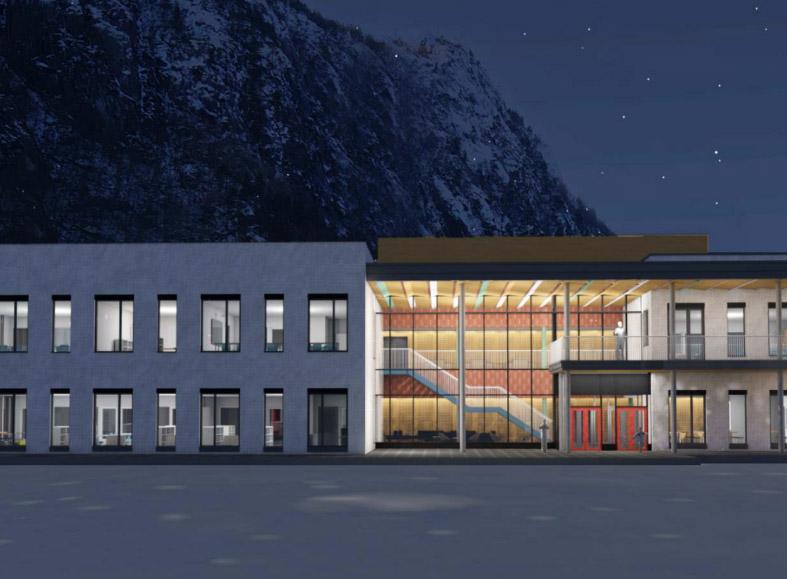 h2 byggeteknikk prosjektering prosjekt bergen